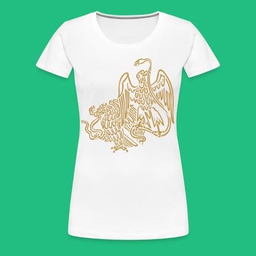 AIGLE CAMERONE - T-shirt Premium Femme