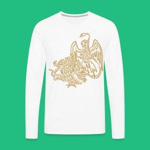 AIGLE CAMERONE - T-shirt manches longues Premium Homme