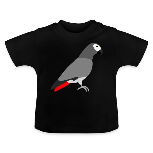 Grijze Roodstaart - Baby T-shirt