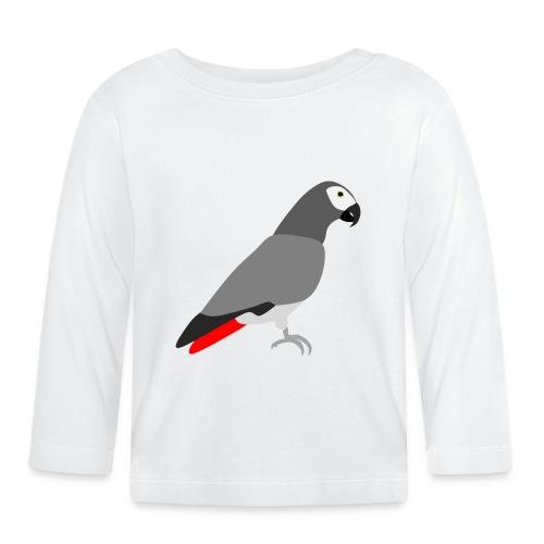 Grijze Roodstaart - T-shirt