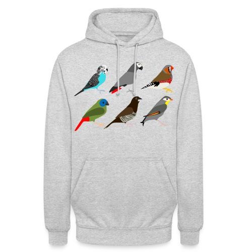 Vogels - Hoodie unisex