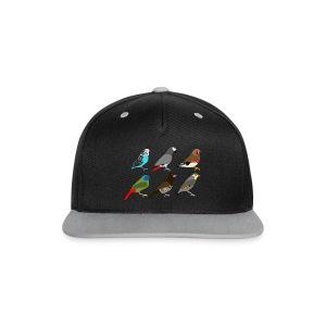 Vogels - Contrast snapback cap