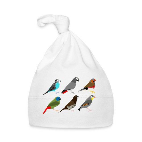 Vogels - Muts voor baby's