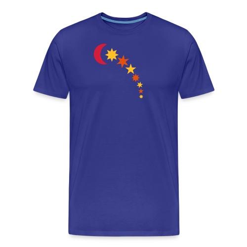MOND & STERNE | Kinder Kapuzensweatshirt - Männer Premium T-Shirt