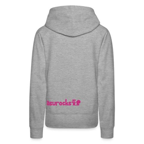 CUTE RIBBON hoodie cute - Frauen Premium Hoodie