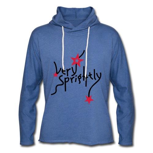 very sprightly | Baby Body - Leichtes Kapuzensweatshirt Unisex