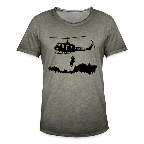 Helibiking - Männer Vintage T-Shirt