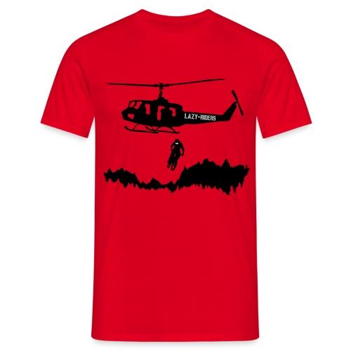 Helibiking - Männer T-Shirt