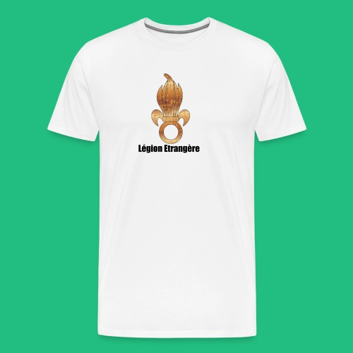 GRENADE LEGION BRONZE - T-shirt Premium Homme