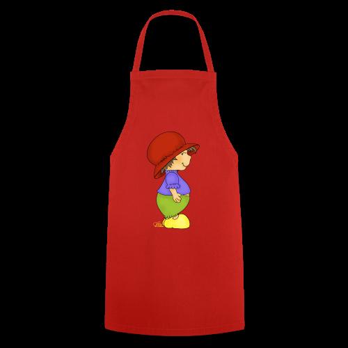 Gnubbelinchen (freche Farben) - Kochschürze