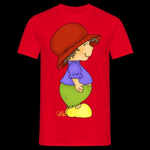 Gnubbelinchen (freche Farben) - Männer T-Shirt