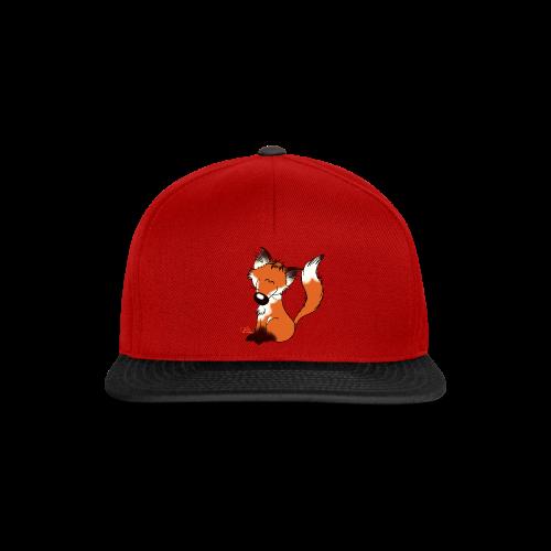 Foxy Fuchs (freche Farben) - Snapback Cap