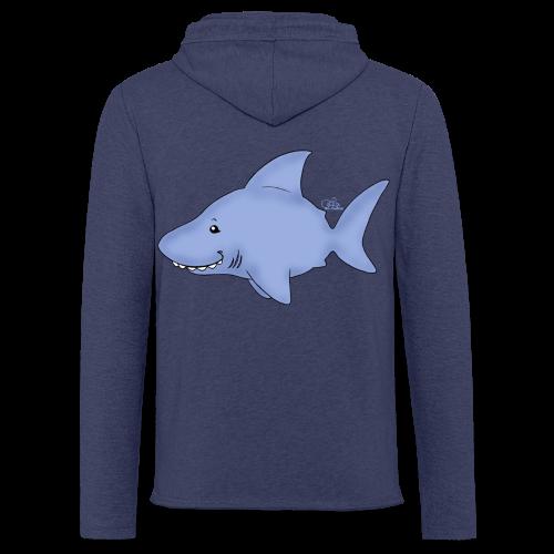 KinderShirt Hi Hai  - Leichtes Kapuzensweatshirt Unisex