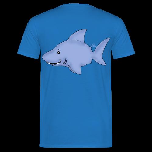 KinderShirt Hi Hai  - Männer T-Shirt
