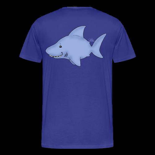 KinderShirt Hi Hai  - Männer Premium T-Shirt