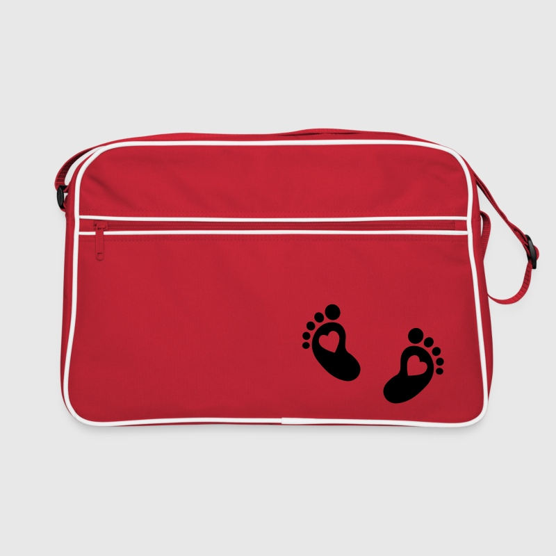 Baby feet Bags  - Retro Bag