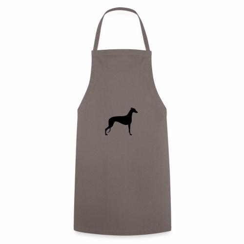 Greyhoundmotiv 1 - Kochschürze
