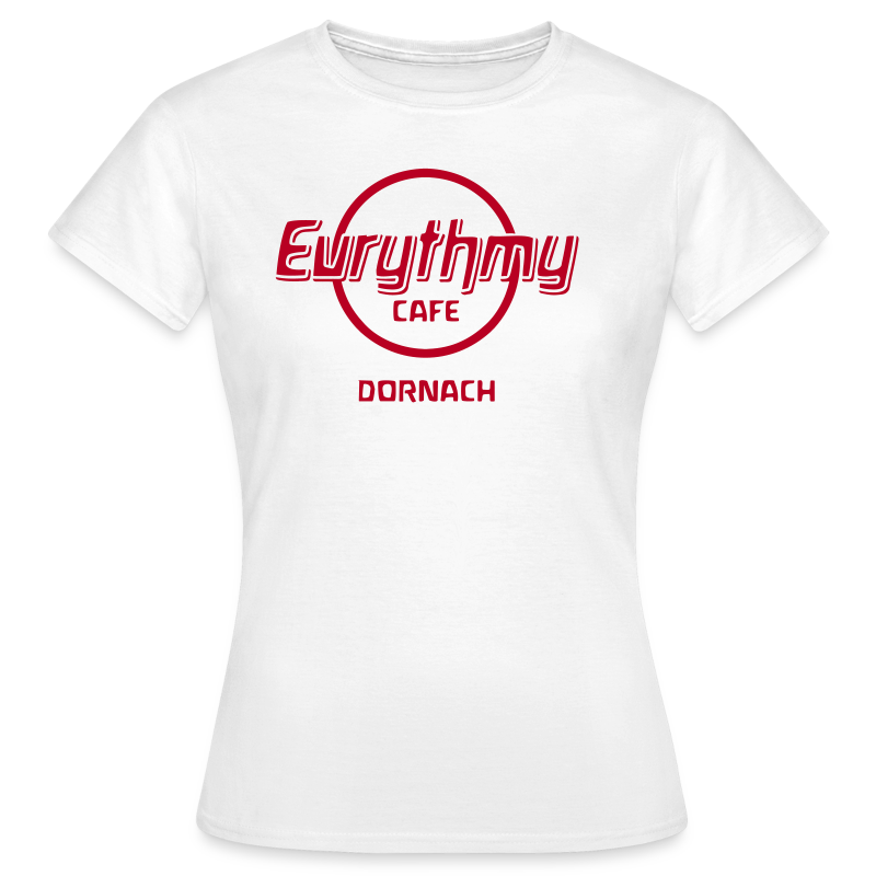 Eurythmy Cafe Dornach - Frauen T-Shirt