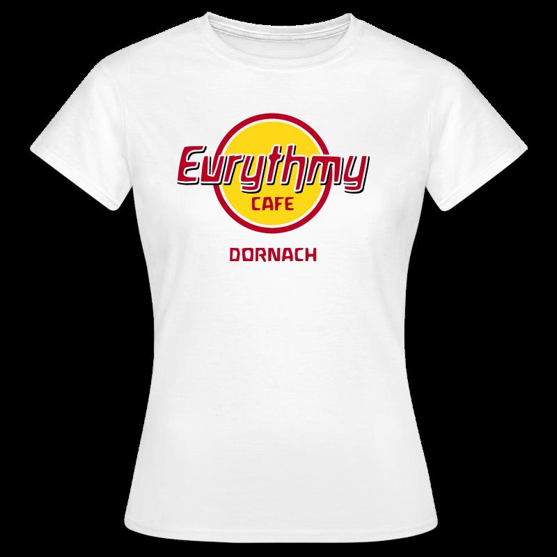 Eurythmy Cafe - Frauen T-Shirt