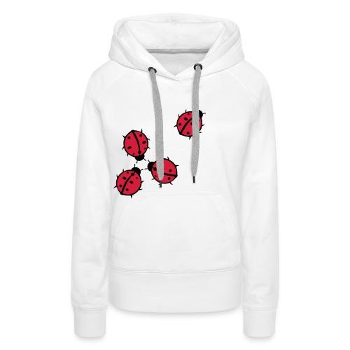 Marienkäfer - Frauen Premium Hoodie