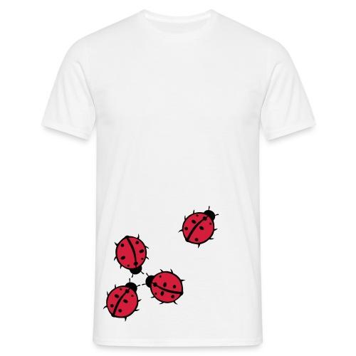 Marienkäfer - Männer T-Shirt