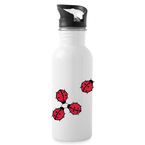 Marienkäfer - Trinkflasche
