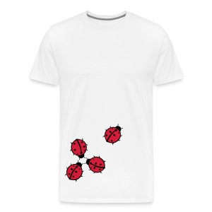 Marienkäfer - Männer Premium T-Shirt