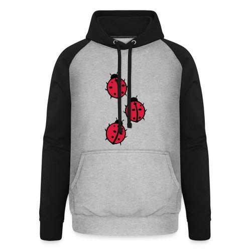 ladybirds - Unisex Baseball Hoodie