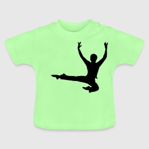 Ballet, Art & vloer oefening 1 Kinder sweaters - Baby T-shirt
