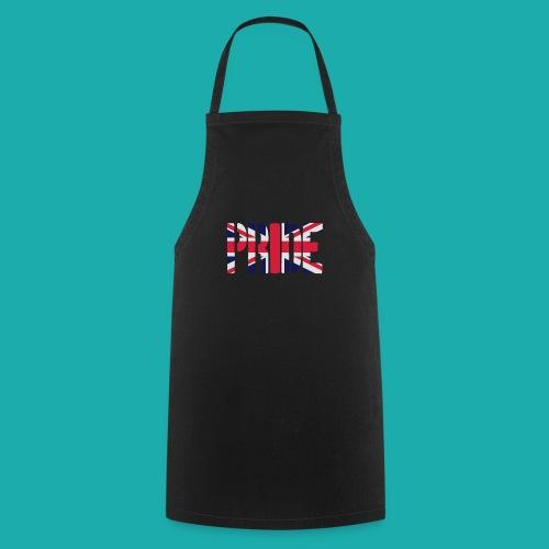 PRIDE Britain Flag, British Flag, Union Jack, UK Flag - Cooking Apron