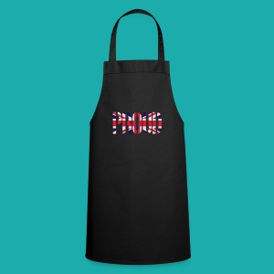PROUD Britain Flag, British Flag, Union Jack, UK Flag - Cooking Apron