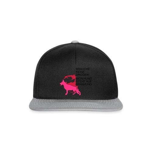 Drogen Hund - Snapback Cap
