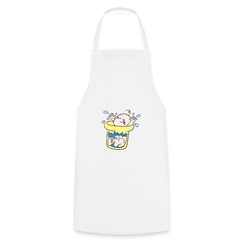 Baby T-shirt tummytub - Keukenschort