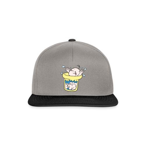 Baby T-shirt tummytub - Snapback cap
