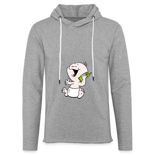 Baby T-shirt mobiel - Lichte hoodie unisex