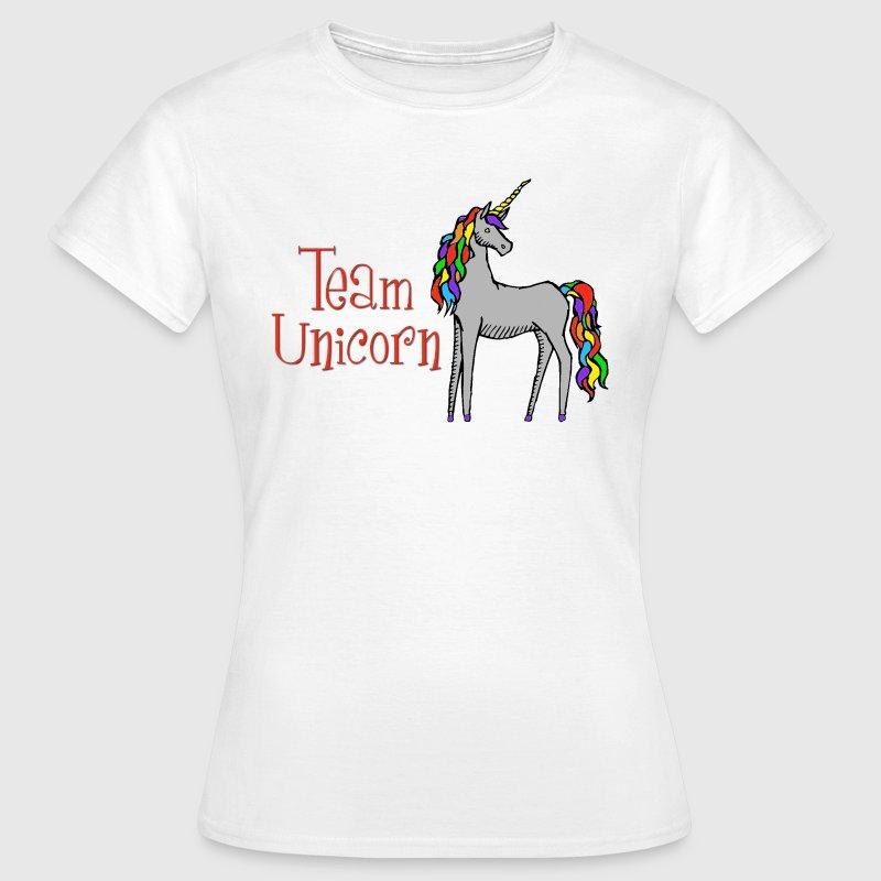 Team Unicorn T-Shirts - Women's T-Shirt