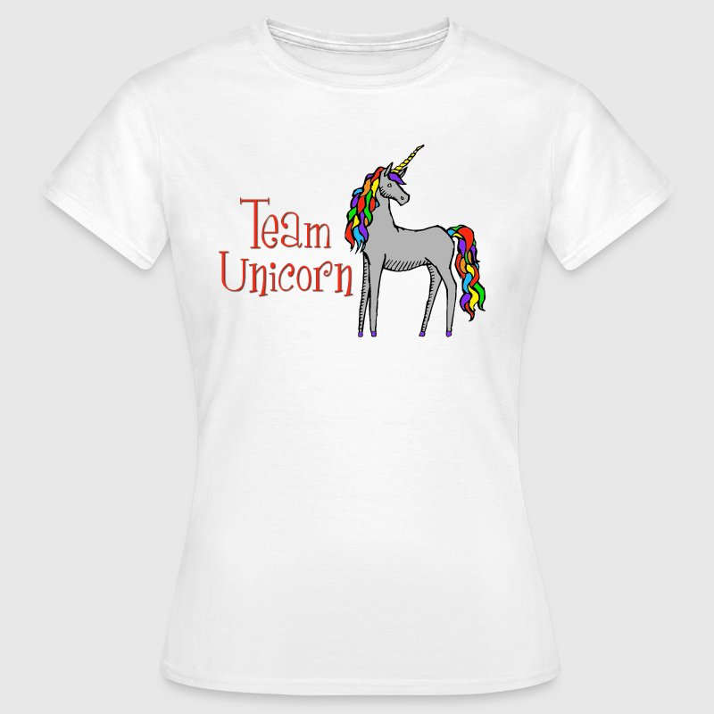 Team Unicorn T-Shirts - Women's T-Shirt