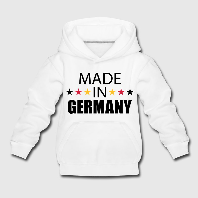 Made In Germany Kinder Pullover - Kinder Premium Hoodie
