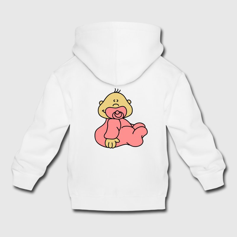 Baby Girl Sweats Enfants - Pull à capuche Premium Enfant