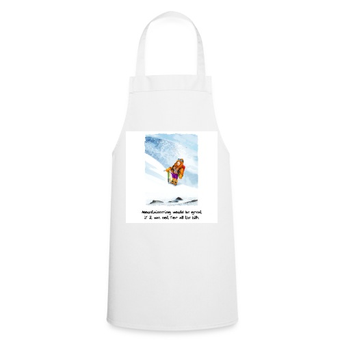 07. Mountain - Cooking Apron