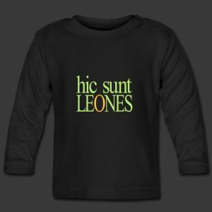 HIC SUNT LEONES - Baby Long Sleeve T-Shirt