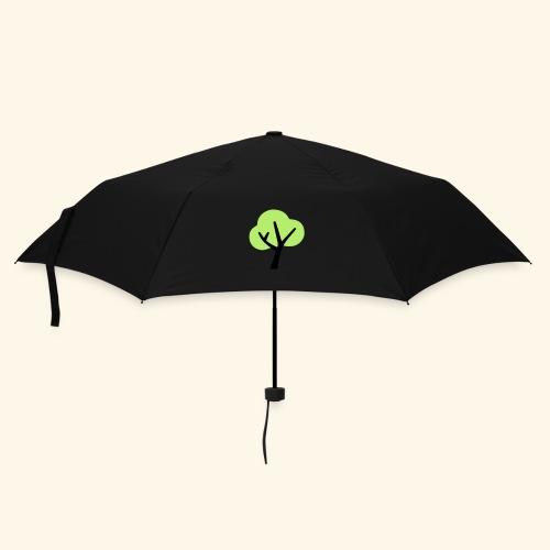 Baum - Kinder (organic T-Shirt) - Regenschirm (klein)