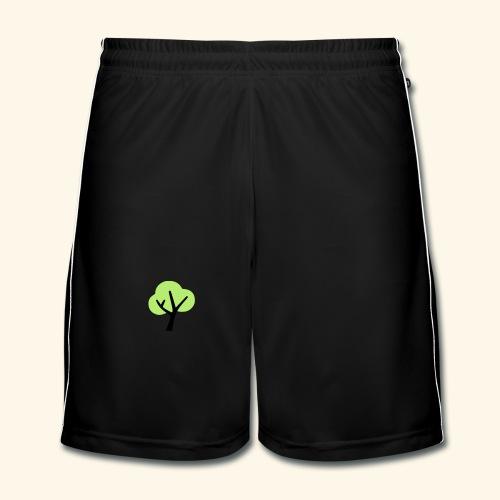 Baum - Kinder (organic T-Shirt) - Männer Fußball-Shorts