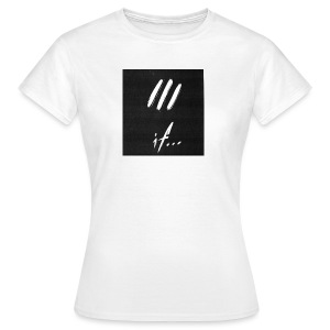 ifuk - Women's T-Shirt