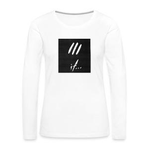 ifuk - Women's Premium Longsleeve Shirt