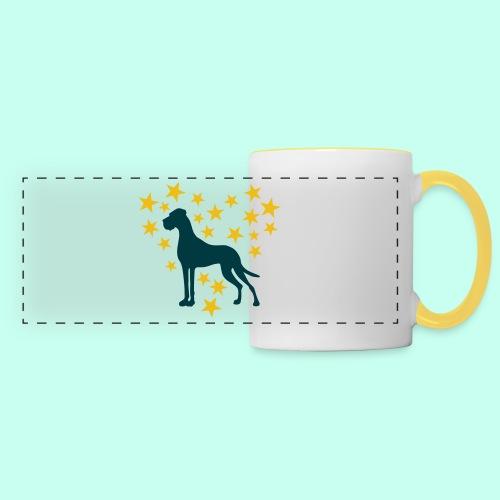 Doggen Tasse - Danes Mug - Panoramatasse