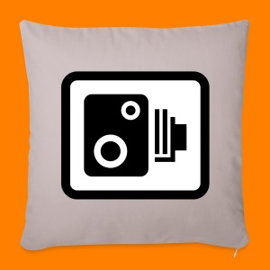 speed camera mug - Sofa pillow cover 44 x 44 cm