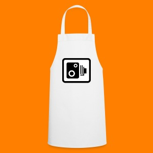 speed camera mug - Cooking Apron