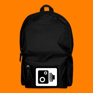 speed camera mug - Backpack