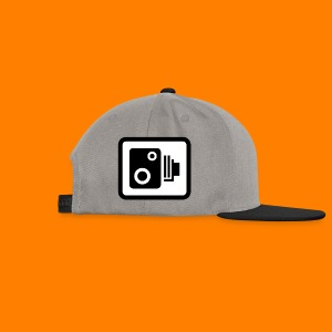 speed camera mug - Snapback Cap